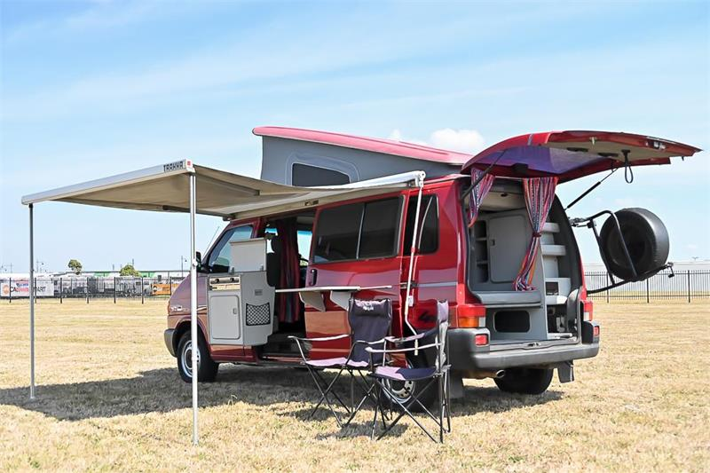 1999 Syncro 4wd Trakka Transporter Lwb 4wd 4 Seat Camper Thumbnail