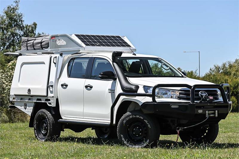 2018 4×4 Toyota Hilux Thumbnail