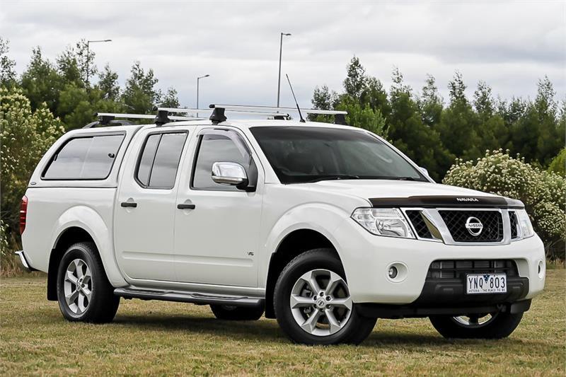 2011 Nissan Navara Thumbnail