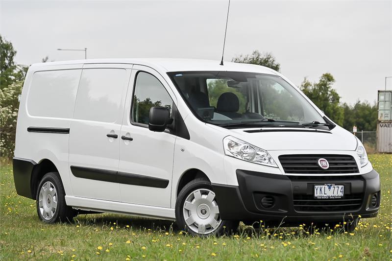 2011 Fiat Scudo Thumbnail