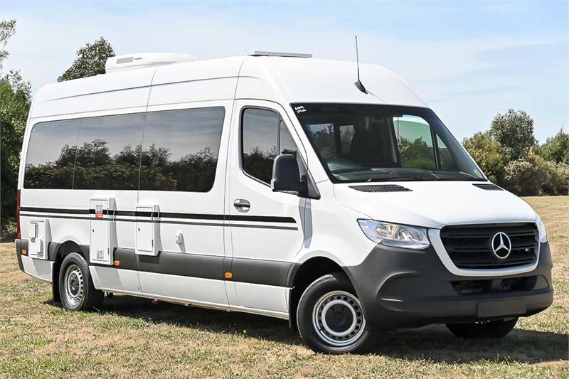 2020  Kea Nomad Mercedes-benz M700 2+1 Berth Thumbnail