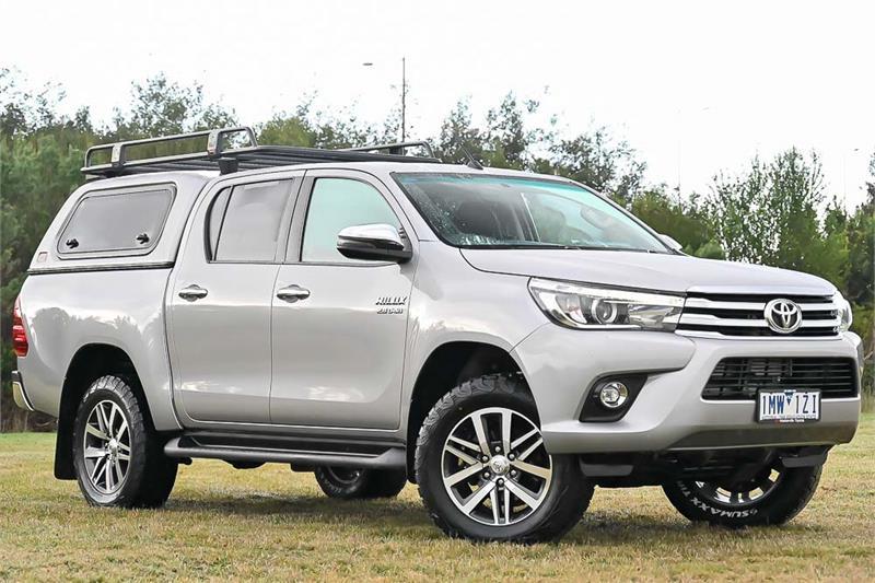 2018 Toyota Hilux Thumbnail